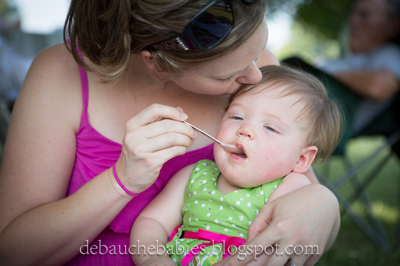 Jeremy DeBauche Photography: DeBauche babies blog &emdash;